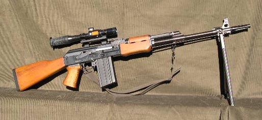 RPK with Zrak scope